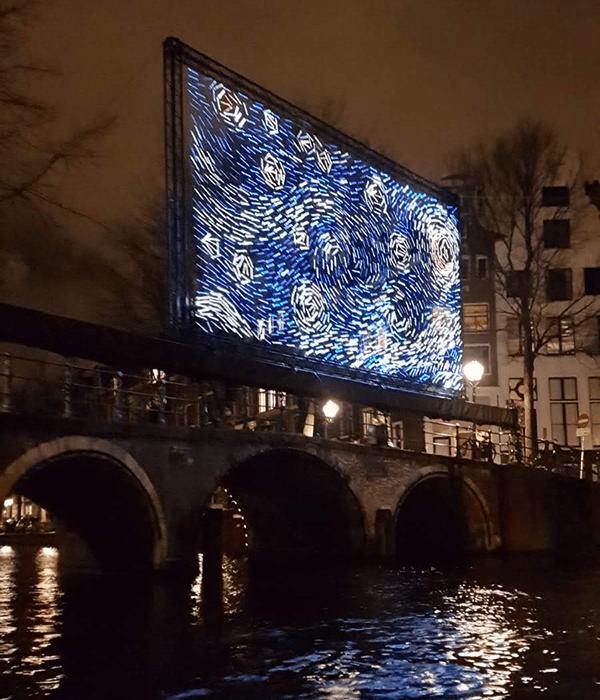Visit Amsterdam Light Festival